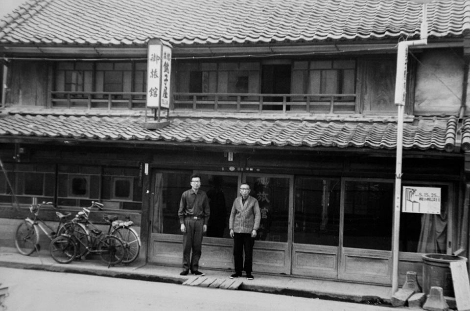 銚子屋旅館の歴史
